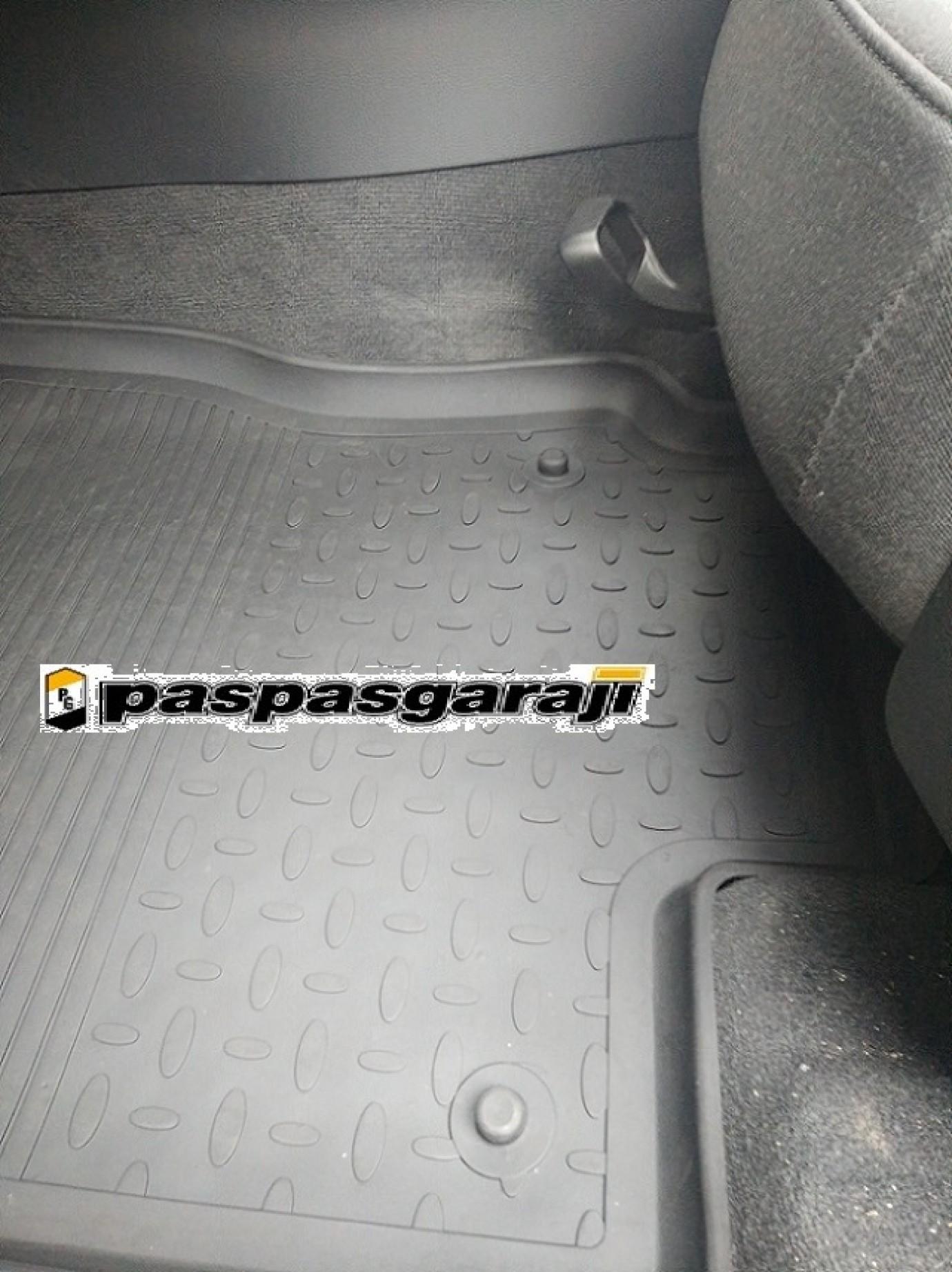 Audi A3 2012-2020 Seintex 4d Havuzlu Paspas