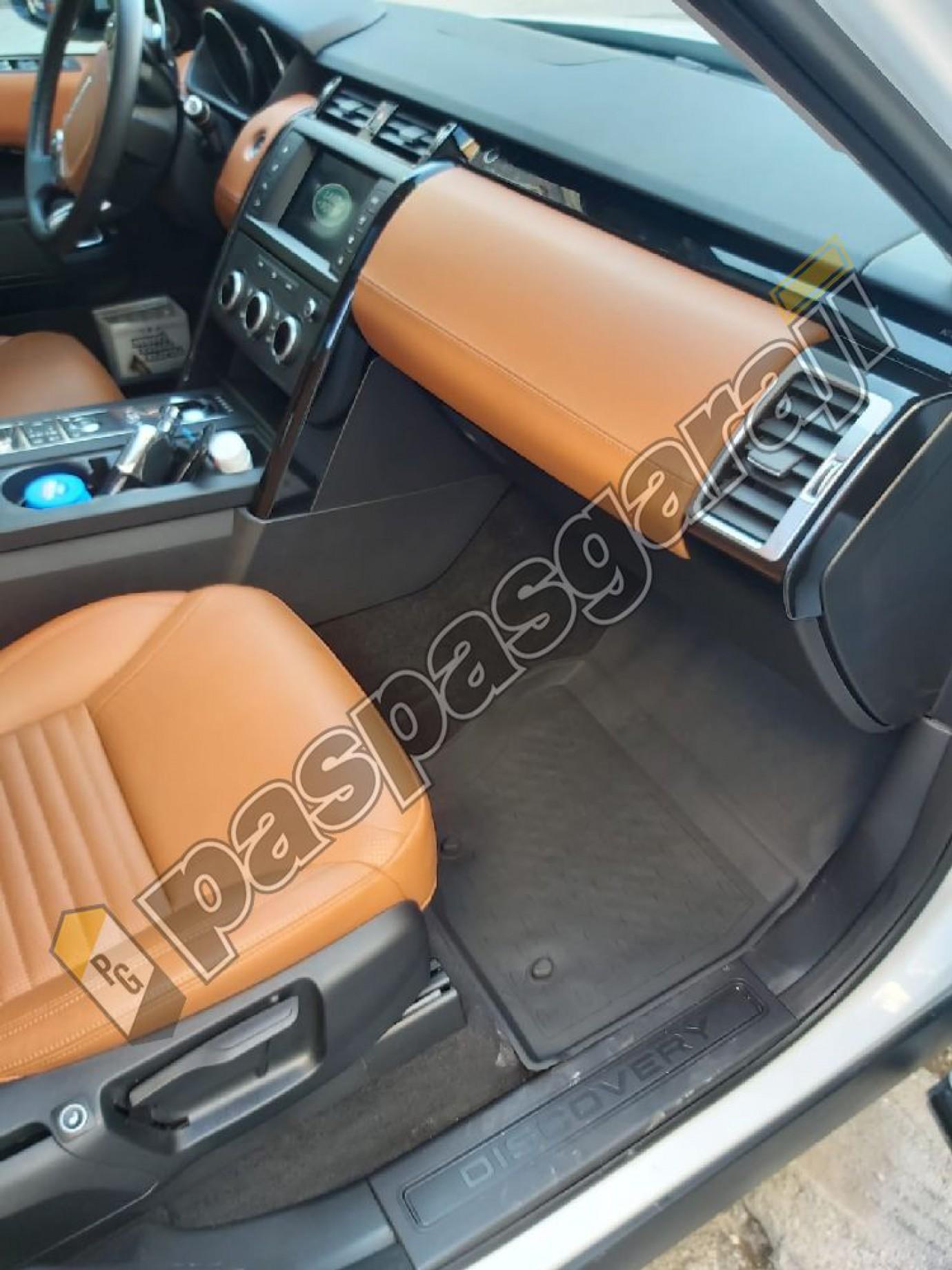 Land Rover Discovery 5 2017-2020 Seintex 4d Havuzlu Paspas