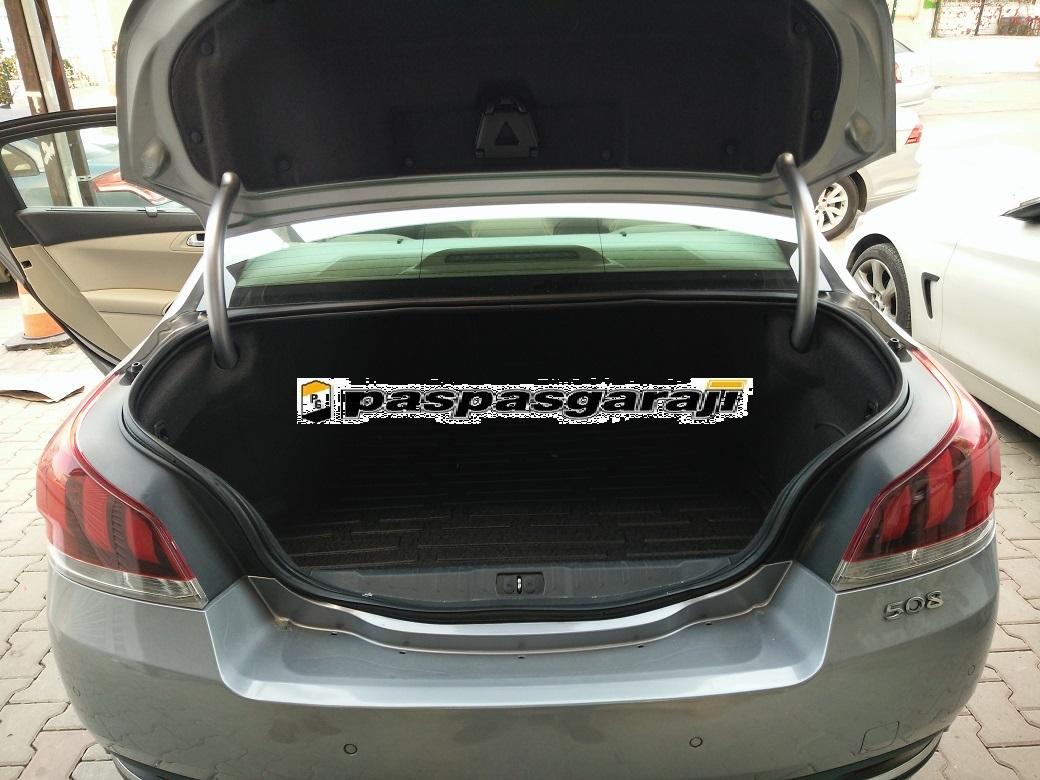 Peugeot 508 Sedan Bagaj Havuzu 2010-2019