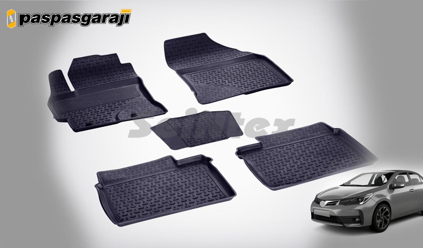 Seintex Toyota Corolla 2013-2018 4d Havuzlu Paspas
