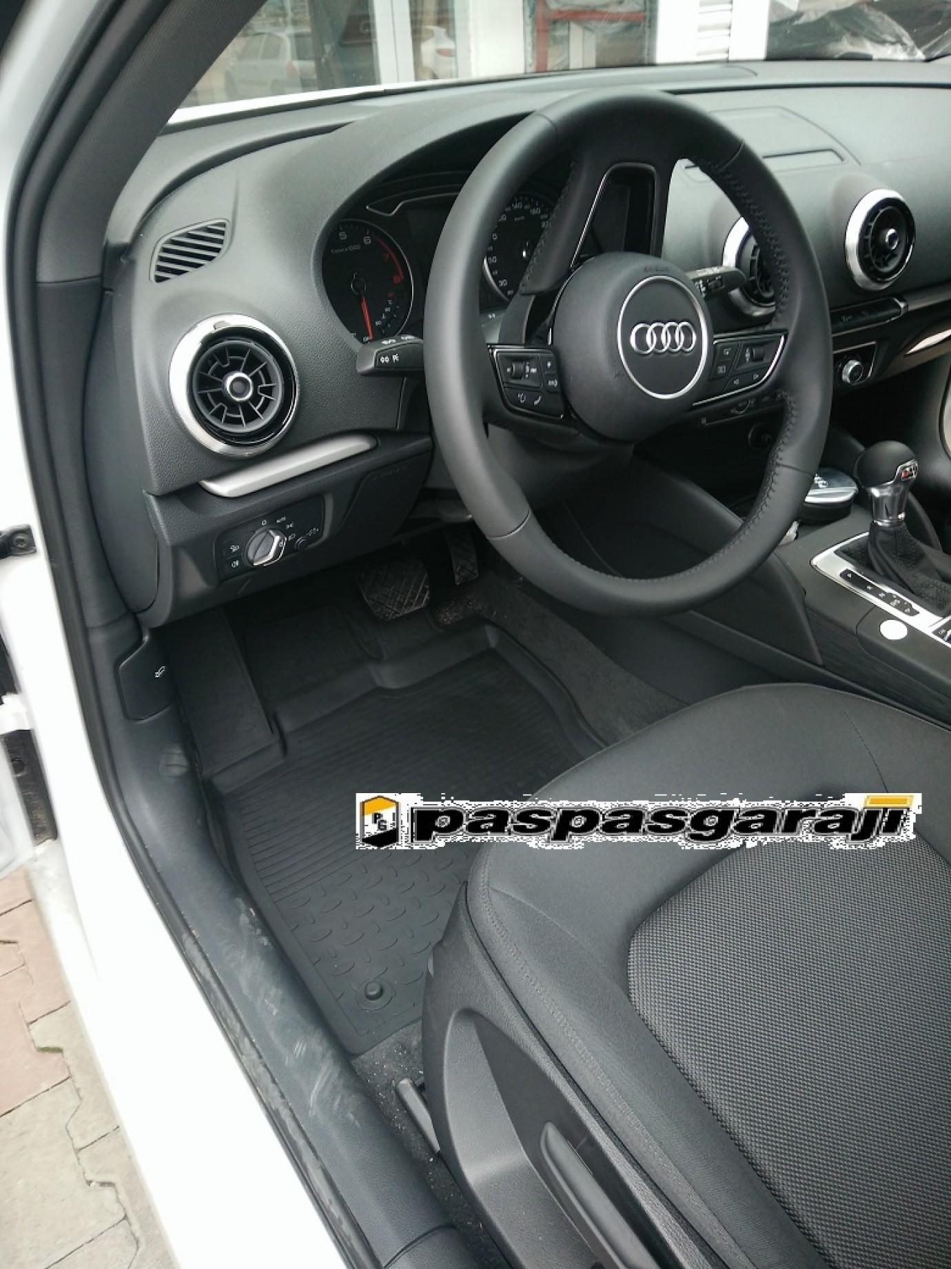 Seintex Audi A3 2012-2020 4d Havuzlu Paspas