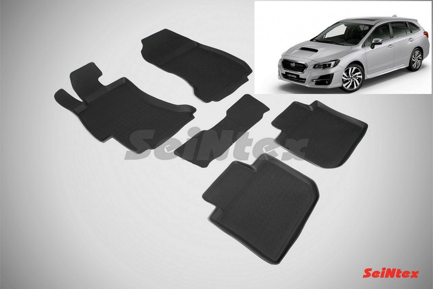 Seintex Subaru Levorg 2015-2020 Seintex 4d Havuzlu Paspas