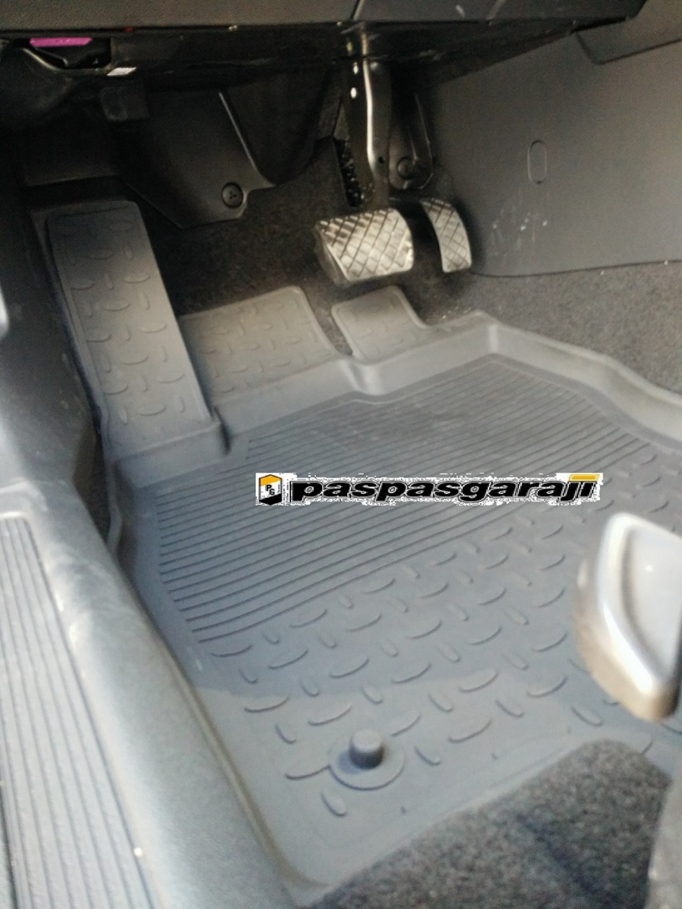 Volkswagen 2019 Yeni Passat B8.5 Seintex 4d Havuzlu Paspas