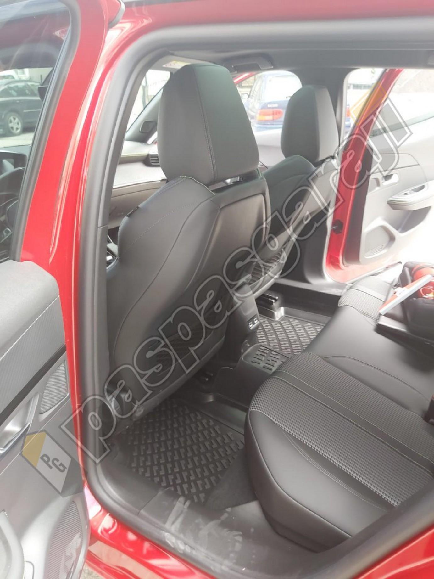 Yeni Peugeot 2008 3D Havuzlu Paspas 2020- Sonrası