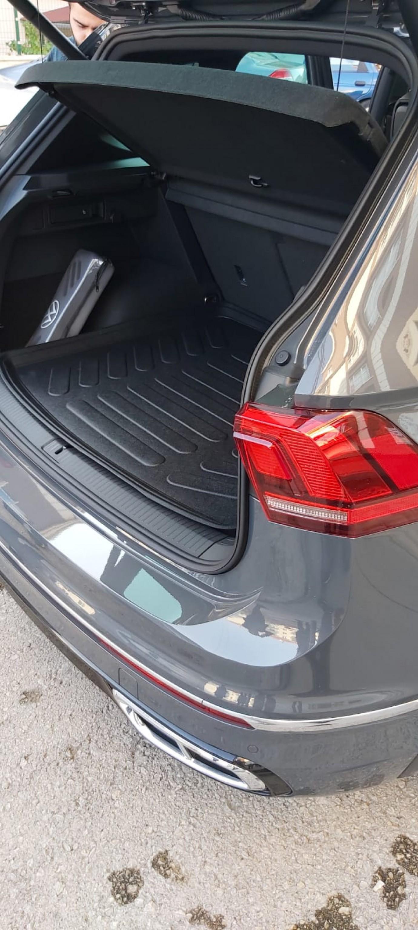 Yeni Volkswagen Tiguan Bagaj Havuzu 2020- Sonrası