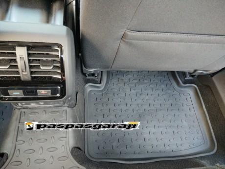 Seintex Volkswagen 2020 Yeni Passat B8.5 4d Havuzlu Paspas