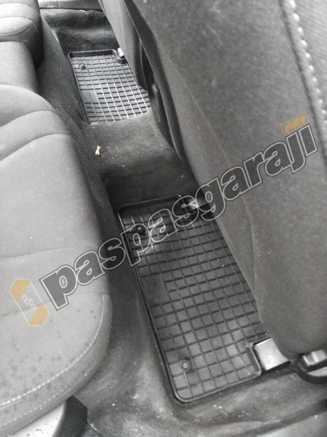 Seintex Volvo V40 2012-2020 Havuzlu 4d Paspas