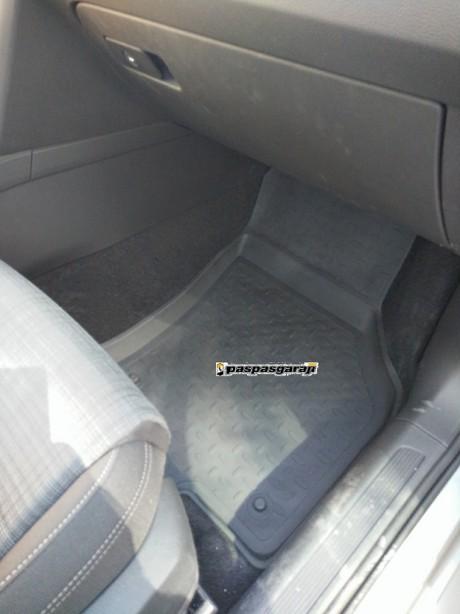 Volkswagen Yeni Passat B8,5 2019 Seintex 4d Havuzlu Paspas