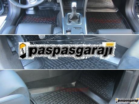Vw Passat B7 3d Havuzlu Paspas 2011-2015