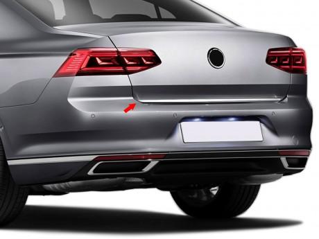 VW Passat B8.5 Krom Bagaj Alt Çıtası 2019 ve Üzeri