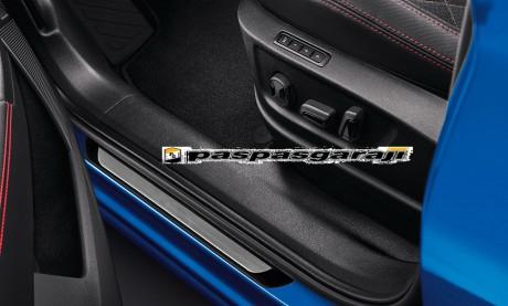 Volkswagen Yeni Passat B8.5 Krom Kapı Eşik Koruması Krom Line 2019- Üzeri 4 Parça